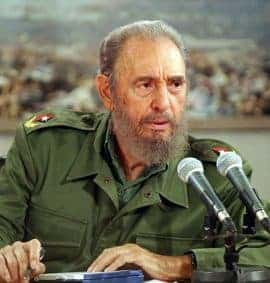 essay questions on fidel castro