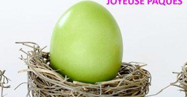 French Easter Egg