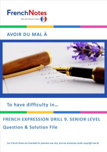 French Drill Exercise