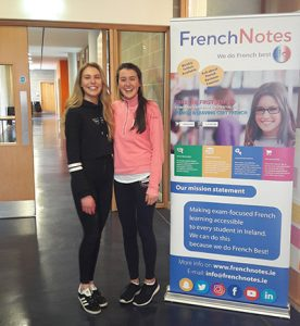Former French Notes' Students