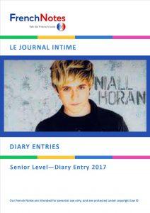 diary entry 2017