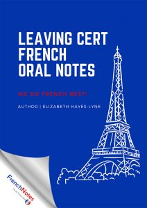 French Leaving Cert Oral Booklet