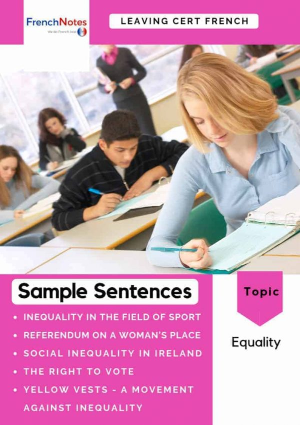Equality Booklet Front Cover